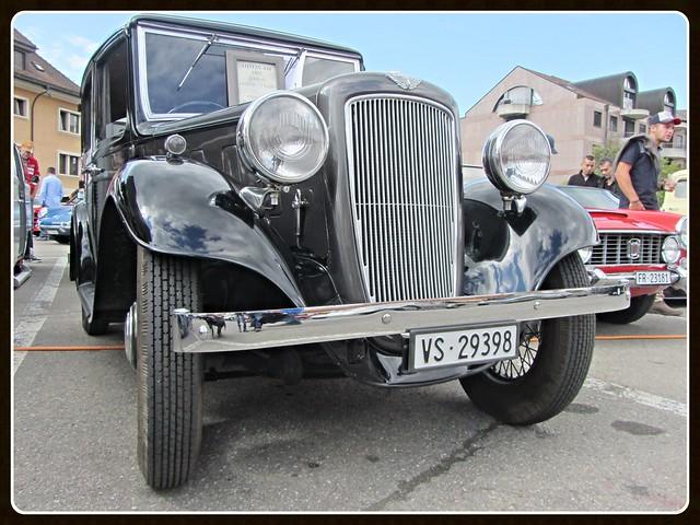 Austin A10, 1935