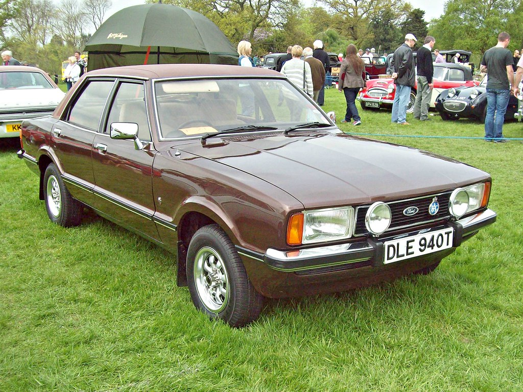 92 Ford Cortina Mk.IV 2.3 Ghia (1979)   Ford Cortina Mk.IV 2…   Flickr