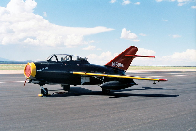 SBLim-2/MiG-15UTI N150MG c/n 1A07031 ex Polish-AF/ PWL 7031.