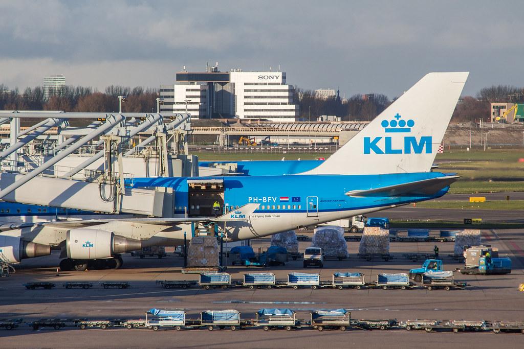 Amsterdam Schiphol Airport - 25-02-2016