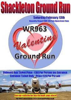 Valentine Ground Run Poster 2   by hunterxf382