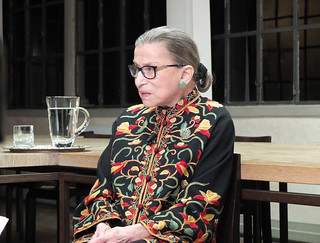 Justice Ruth Bader Ginsburg | by European University Institute