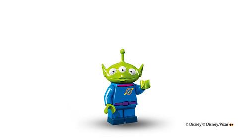 LEGO Collectible Minifigures 71012 - Disney - Toy Story Alien