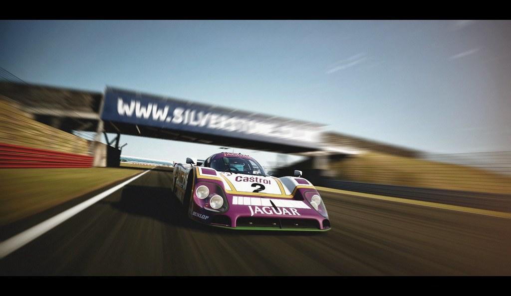 Jaguar XJR-9 | Gran Turismo 6 | Thomas Nolze | Flickr