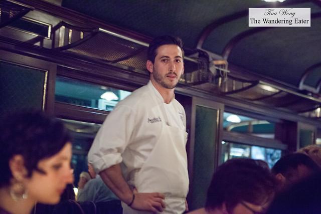 Chef Jonathan Kava
