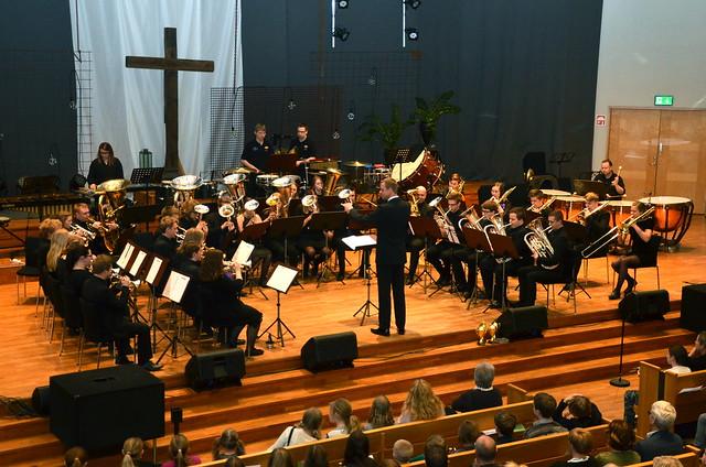 SYBB - med dirigent Philip Harper