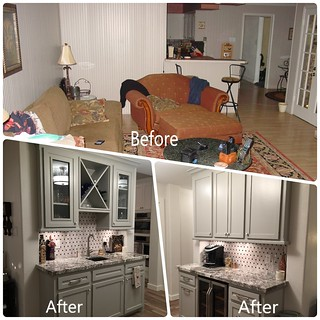 Kitchen/ Bar remodel | by ericstavinoha