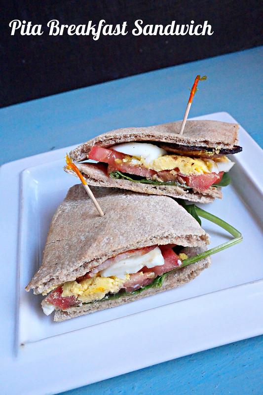 Pita Sandwich -edit