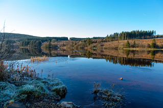 Llwyn-On Reservoir Brecon Beacons
