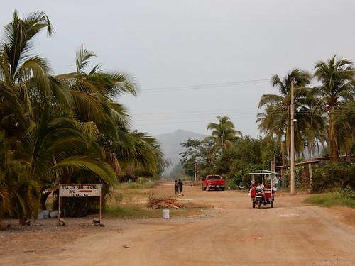 Punta Perula - straatje