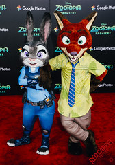 at the Premiere of Disney's Zootopia - CN1A4277
