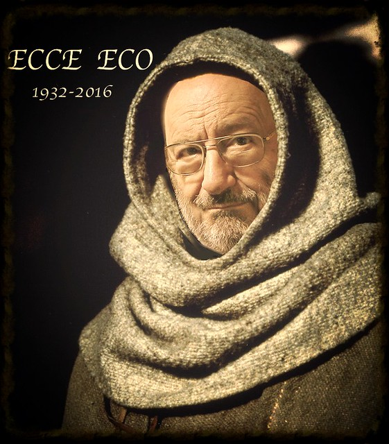 Umberto Eco dies.