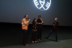 History's Future Q&A in Pathé Schouwburgplein