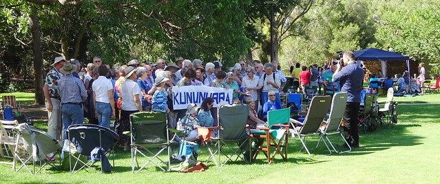 "Back to Kununurra 2016,former residents of the Kimberley town of Kununurra on the Ord River Project gather each year to remember the ""good old days""."