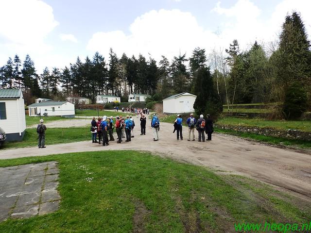 2016-04-12         2 daagse Lunteren      1e dag  25 Km  (107)