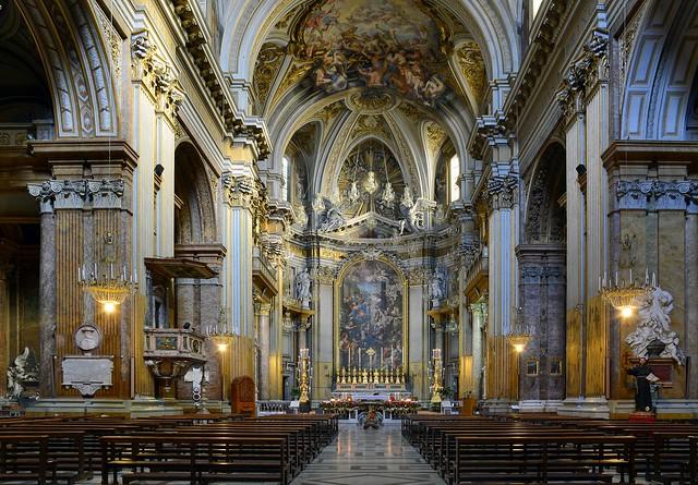 Santi apostoli in Rome
