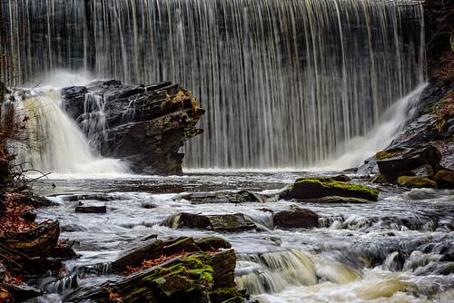 usa water river waterfall stream connecticut falls vernon locationrecorded