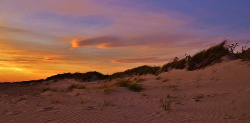ocean ri sunset sky orange cloud color beach grass point island sand nikon wind ryan dune atlantic 5100 rhode napatree westerly grennan d5100 rwgrennan rgrennan
