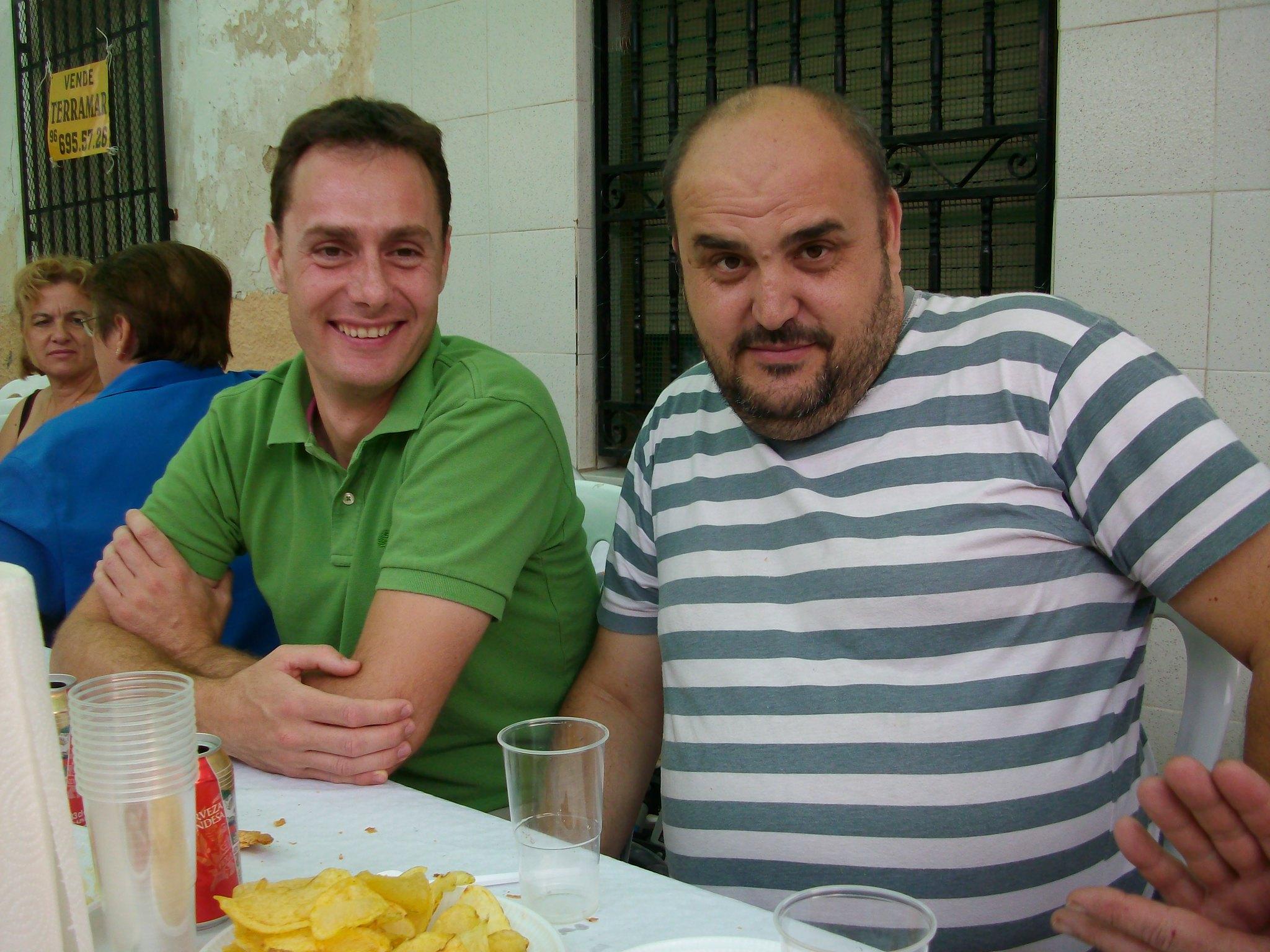 (2011-07-03) Almuerzo calle Cristo - José Vicente Romero Ripoll (08)