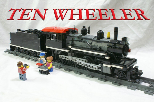 The Ten Wheeler Project | by SavaTheAggie
