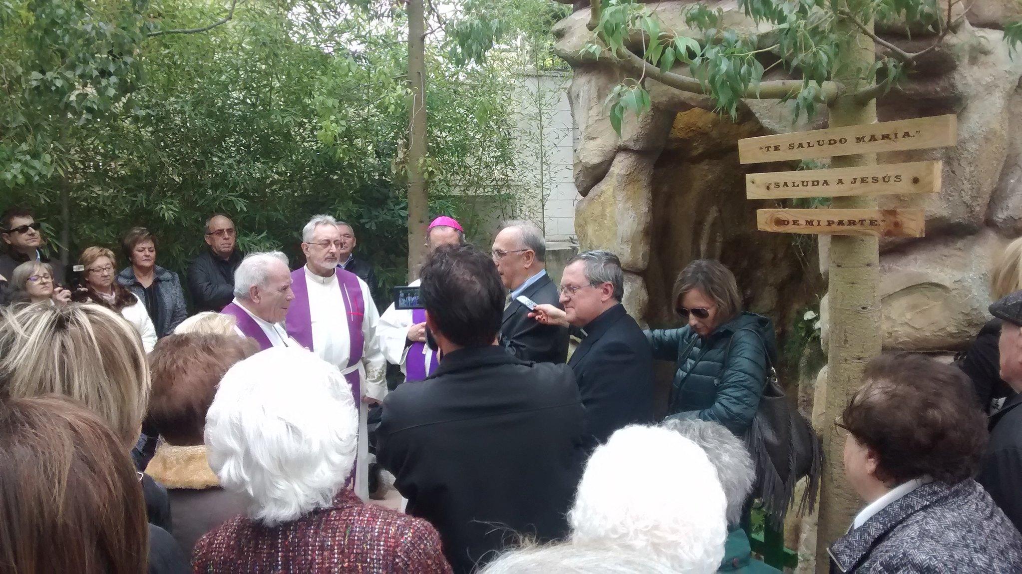 (2016-02-13) - Inauguración Virgen de Lourdes, La Molineta - José Vicente Romero (30)
