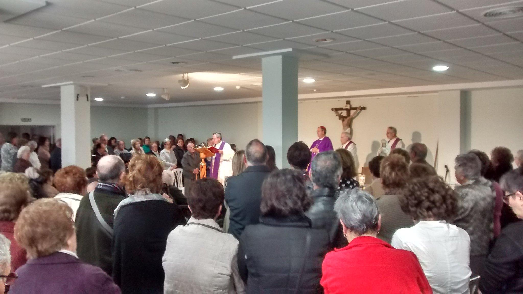 (2016-02-13) - Inauguración Virgen de Lourdes, La Molineta - José Vicente Romero (10)