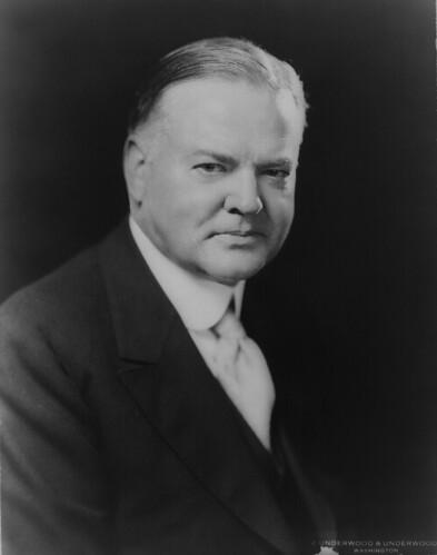 31 Herbert Hoover