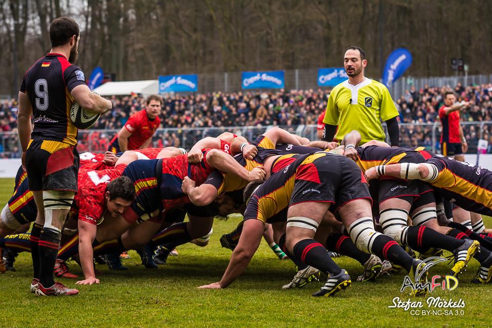 Rugby Deutschland Spanien