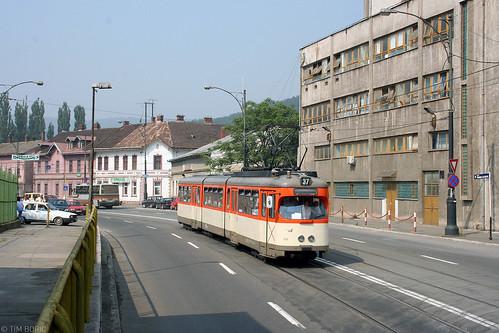 frankfurt tram streetcar tramway strassenbahn tramvai düwag reşiţa stradatraianlalescu