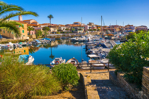 View of Stintino harbor, north Sardinia (Italy) | by Tommie Hansen