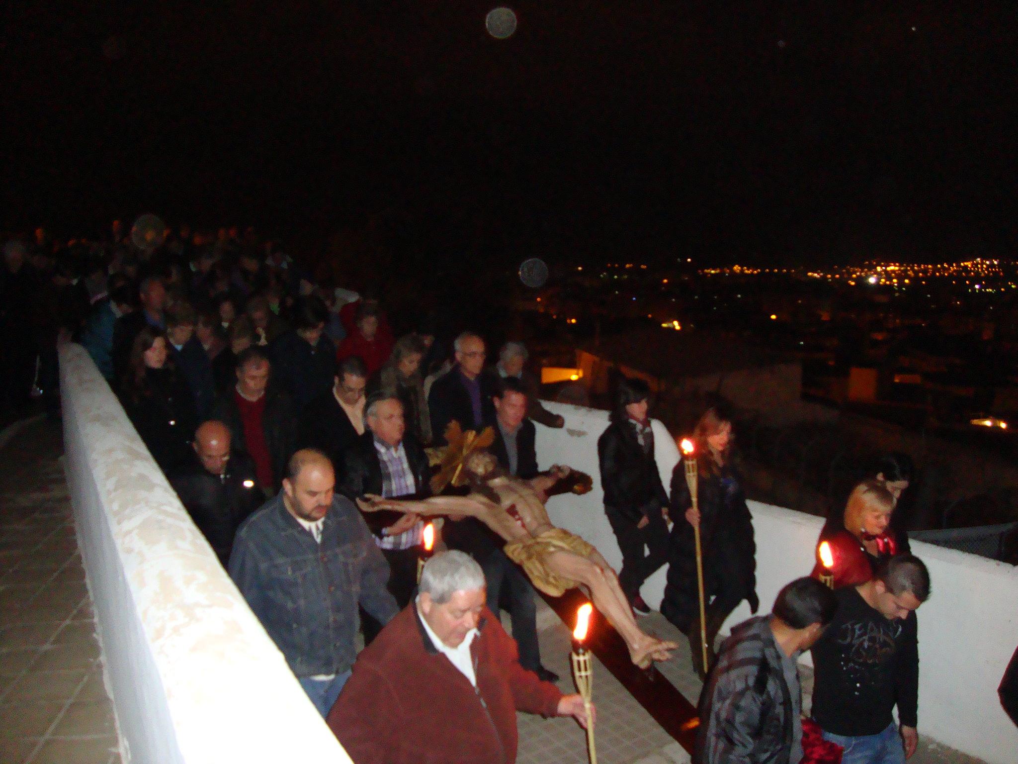 (2011-04-15) - II Vía Crucis nocturno - Javier Montesinos Villaplana -  (03)