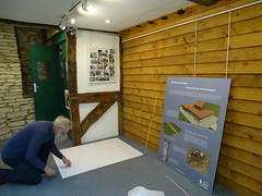 Setting Up - Vale and Downland Museum
