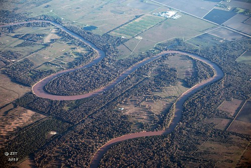 vacation river geotagged texas flight aerialview aerial windowseat brazosriver zeesstof sanjosédelcabotohouston