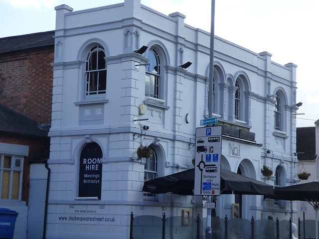 No 1 Shakespeare Street - Birmingham Road, Stratford-upon-Avon