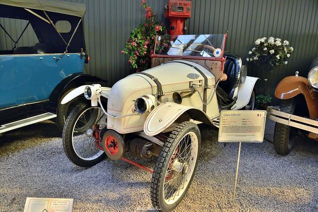 1925 Sima Violet type 500