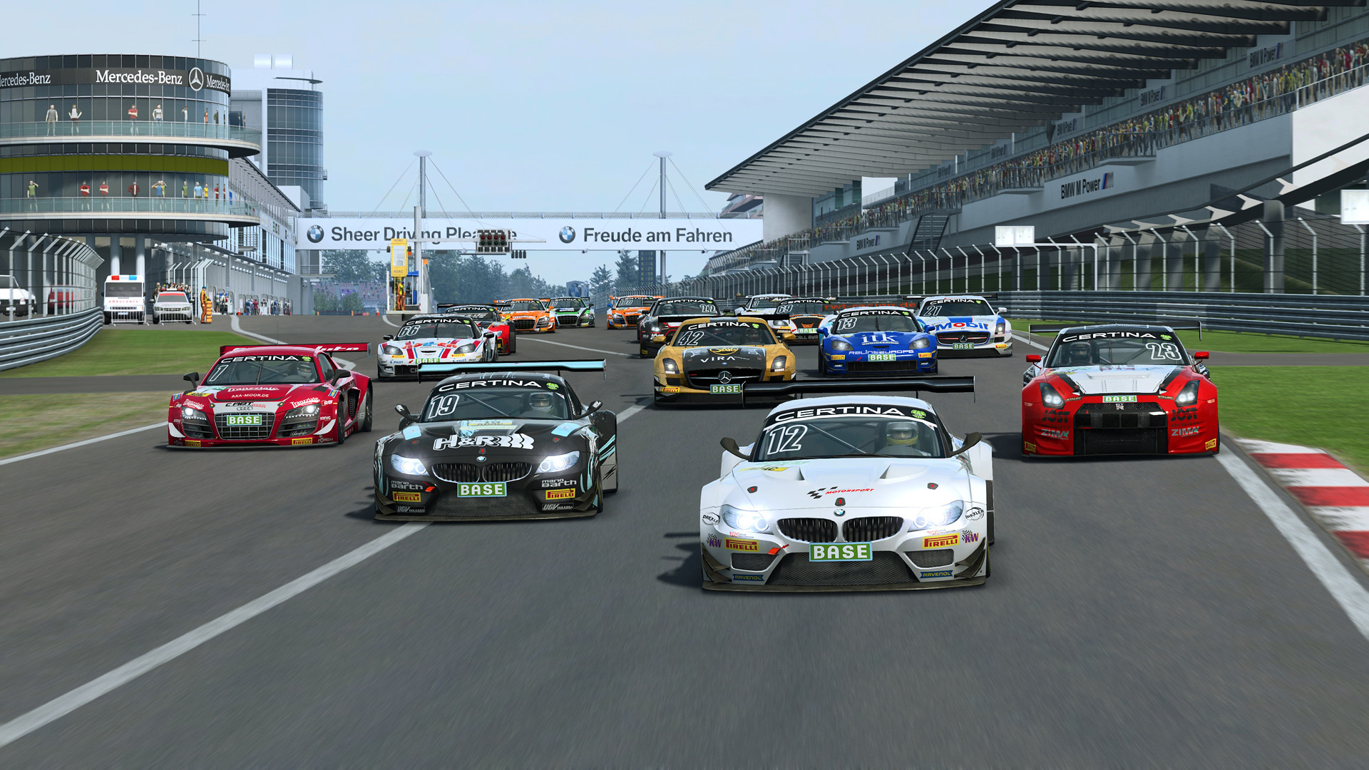 GT Masters 2015 Pack