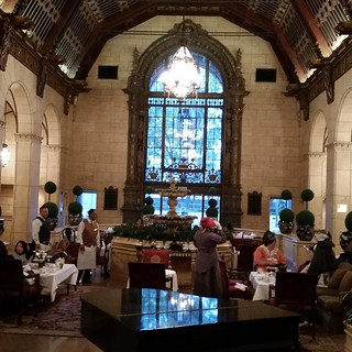 Our #Tea location. :) #biltmorehotel #cgwevent #Tea #losangeles