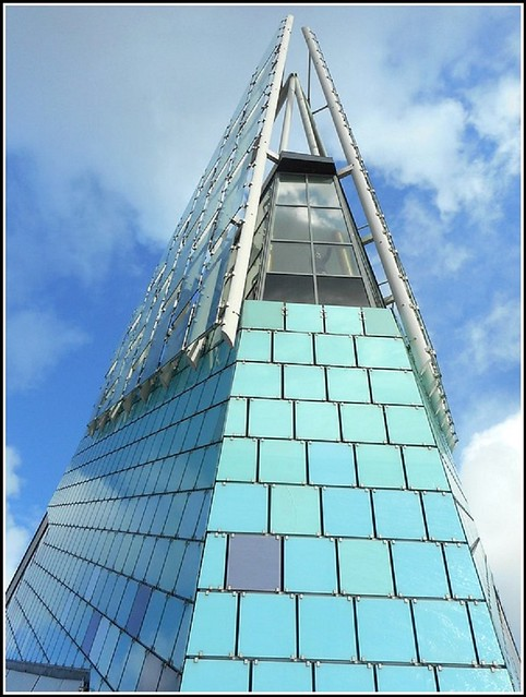 Glass Fronted Building ..