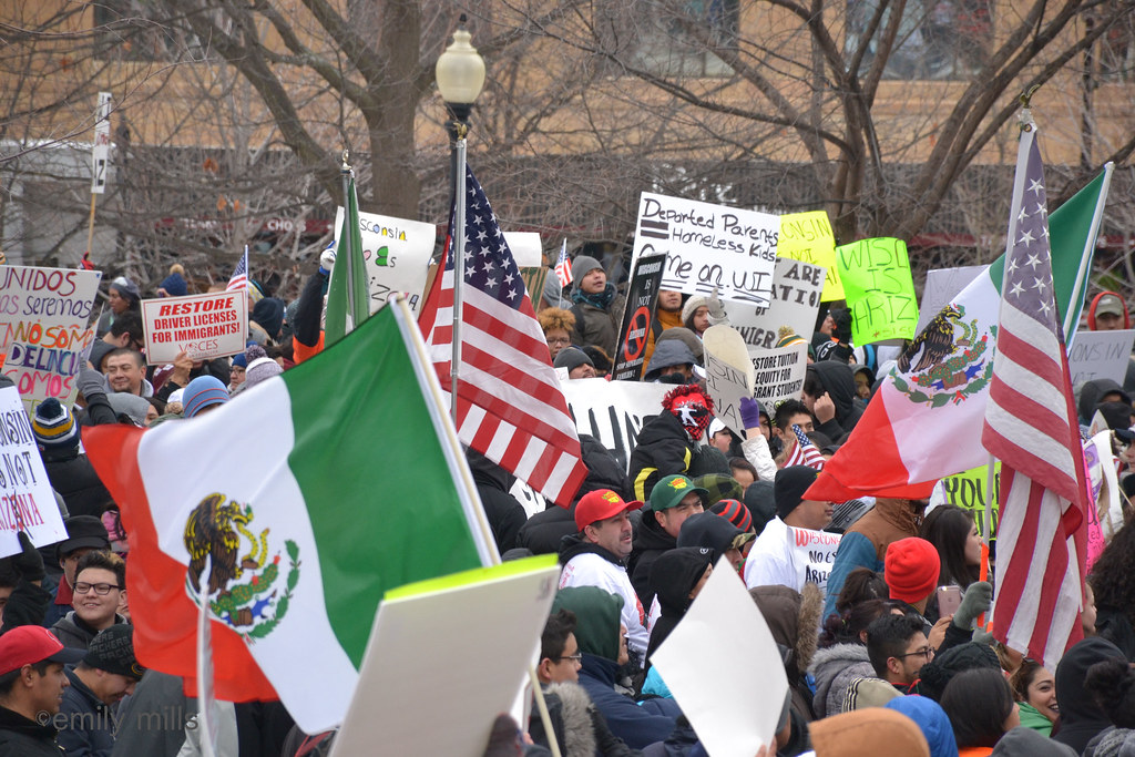 Over Dia Flickr 000 Latinos Sin Immigran… Latinxs En 10 Wisconsin