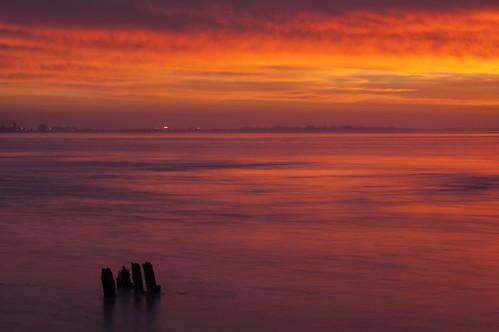 sunrise dawn hull humber