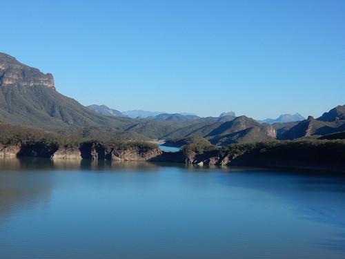 El Chepe - meer - 1