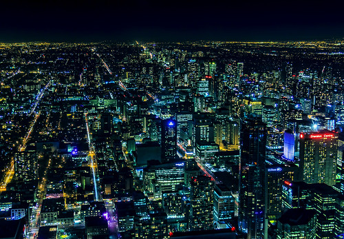 Toronto at night | by Arutemu