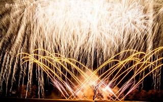 Brocket Hall Exhibition Display | by Fantastic Fireworks