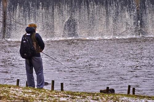 Silver Lake: Fishing | by -Jeffrey-