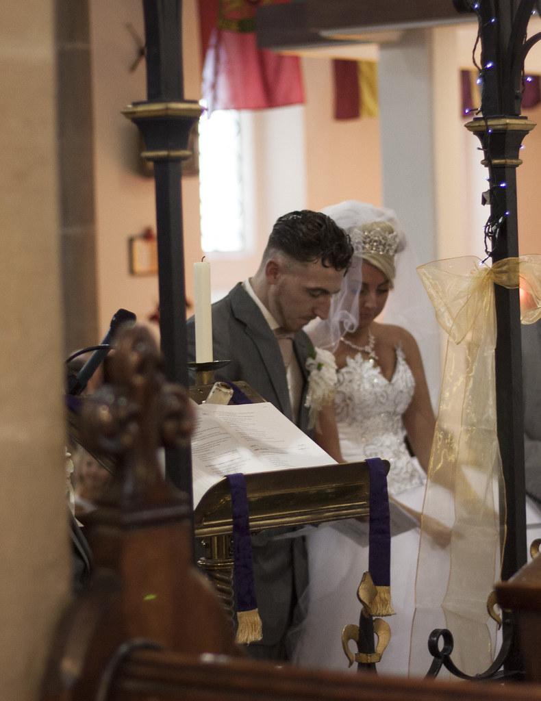 The Wedding of Margarita and John