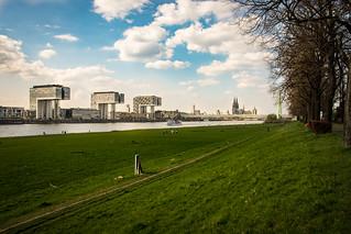Köln am Rhein | by ZoneFlow