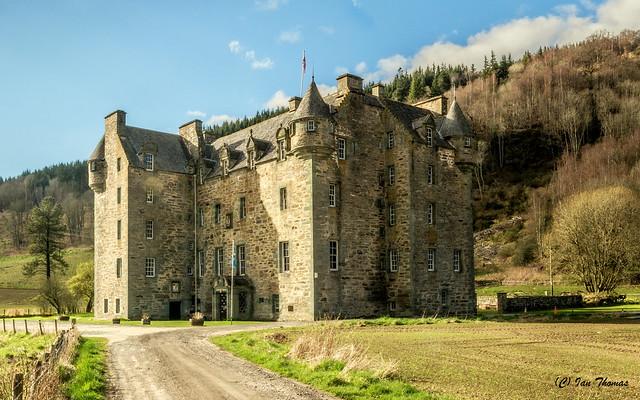 Castle Menzies .. Scotland
