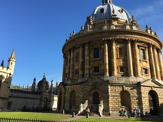 Bodleian go where no one has gone before. | by adactio