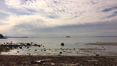 sea norway norge spring april plus fjord oslofjord iphone