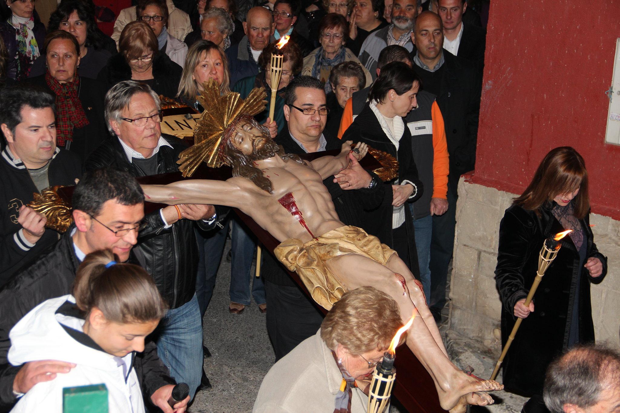 (2012-03-30) - III Vía Crucis nocturno -  Antonio Verdú Navarro  (21)